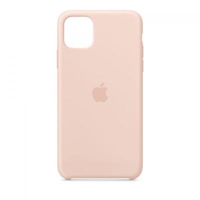 Premium Silicone Case Pink Sand iPhone 12/12 Pro
