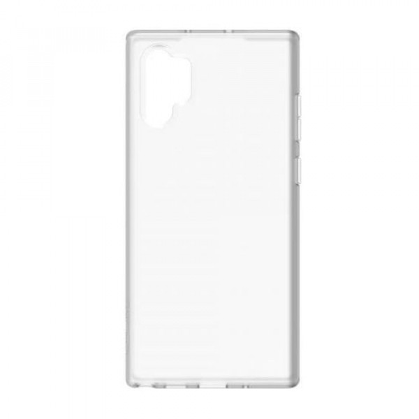 Premium Silicone Case Clear Samsung Note 10 Plus