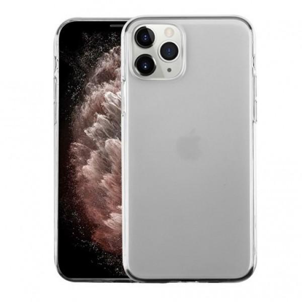 Premium Silicone Case Clear Iphone 11 Pro