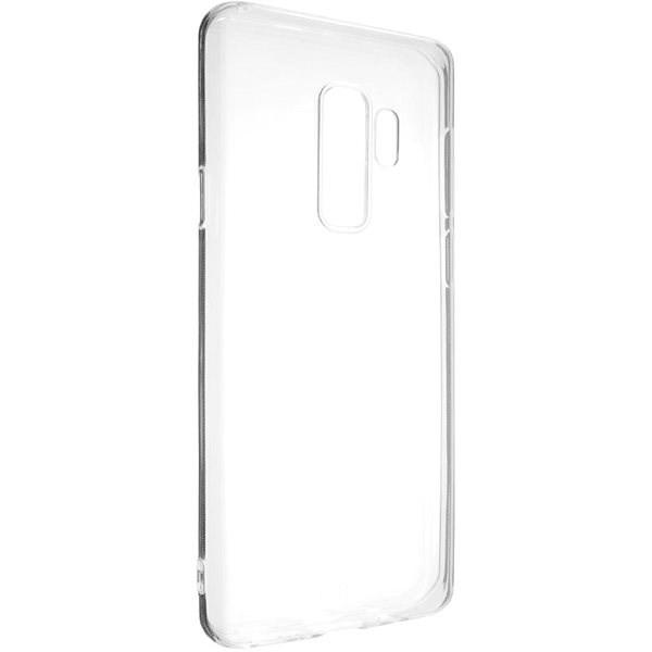 Premium Silicone Case Clear Samsung S9 Plus