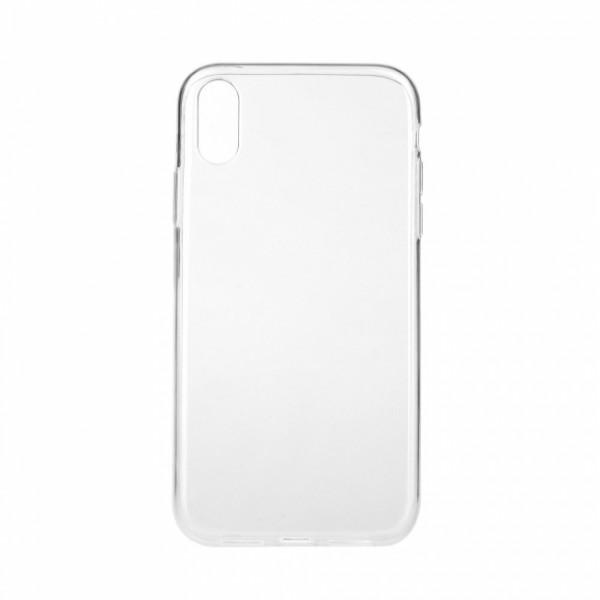 Premium Silicone Case Clear Samsung A10
