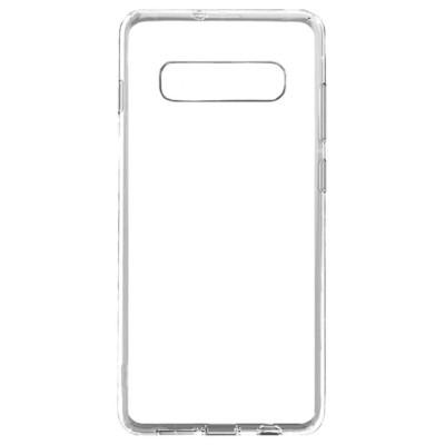 Premium Silicone Case Clear Samsung S10