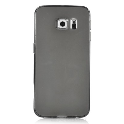Case TPU Black για Samsung Galaxy S6 Edge