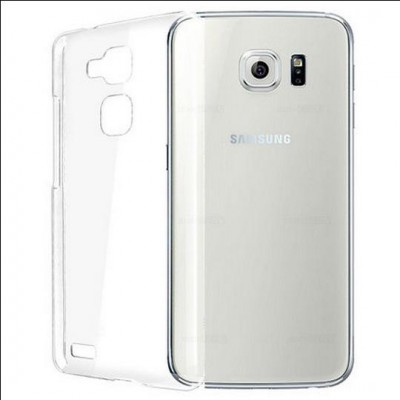 Case TPU White για Samsung Galaxy S6 Edge