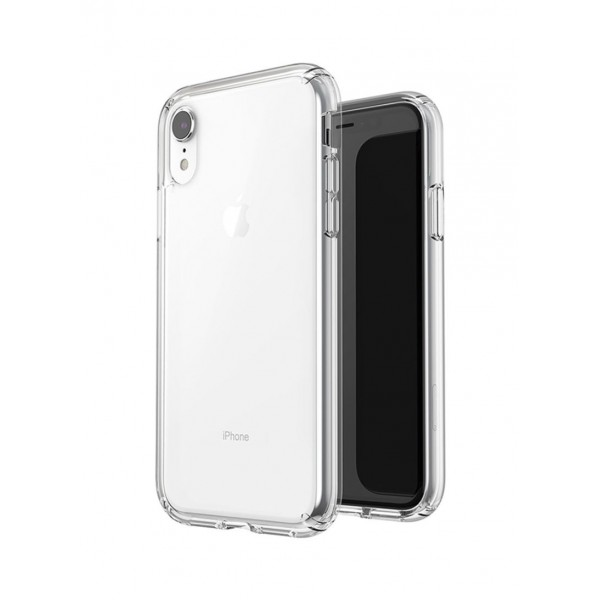 Premium Silicone Case Clear Iphone XR