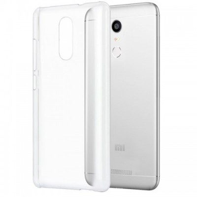 Case TPU Clear για Xiaomi Redmi Note 4
