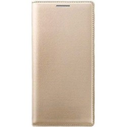 Case Flip Wallet Gold για Samsung Galaxy S8 Plus