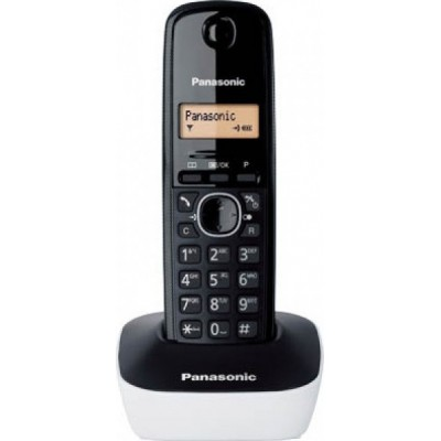 Panasonic KX-TG1611 White/Black EU
