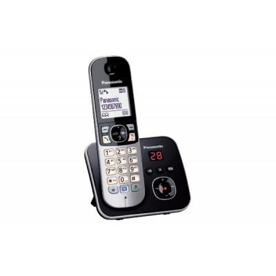 Panasonic KX-TG6821 Dect Black/Silver EU