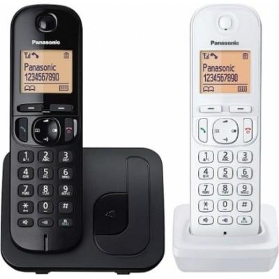 Panasonic KX-TGC212 Black/White EU