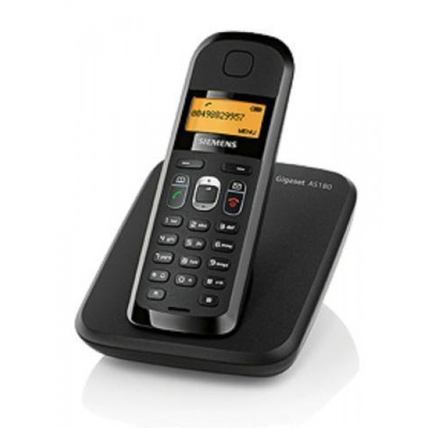 Siemens Gigaset AS180 Ασύρματο Τηλέφωνο