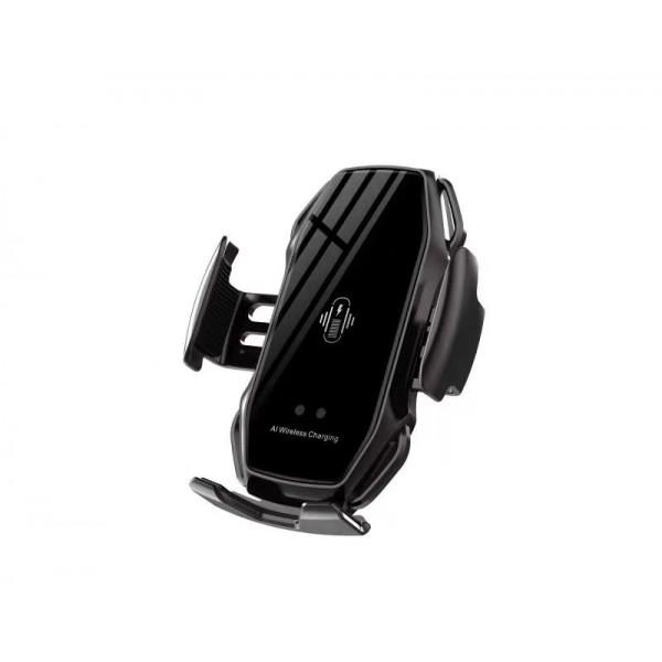 Smart Sensor Car Wireless Charger A5 Black