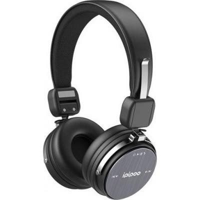 Ασύρματα ακουστικά ipipoo Wireless Stereo Headset EP-2 Μαύρο