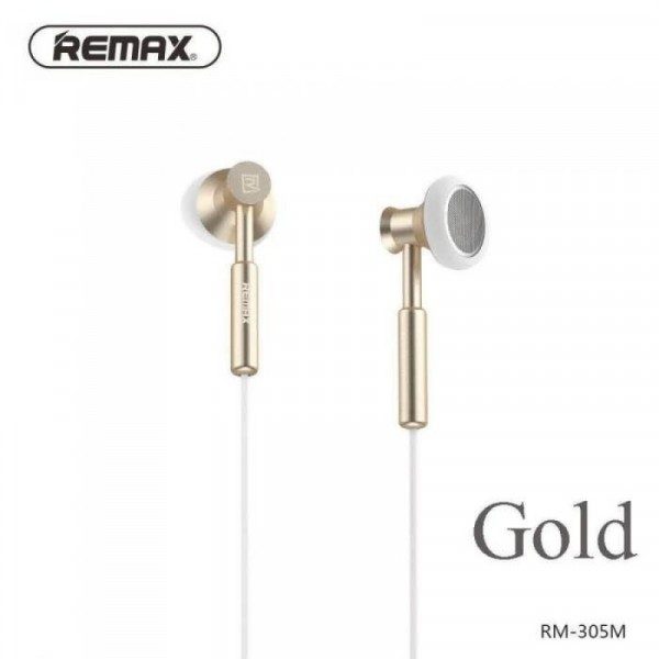 Remax RM-305M Gold