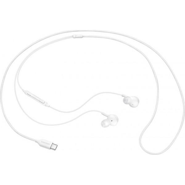 Handsfree Samsung EO-IC100 Type-C Stereo White original Blister