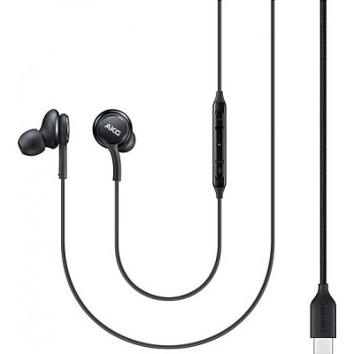 Handsfree Samsung EO-IC100 Type-C Stereo Black original Bulk