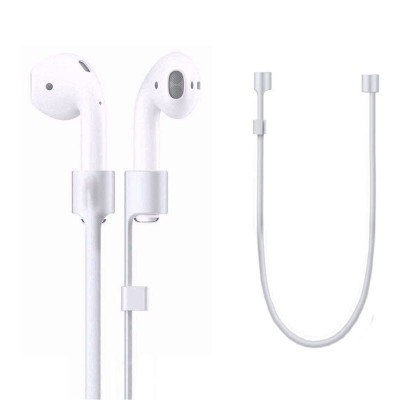 Airpods Strap Anti-lost λαστιχάκια White
