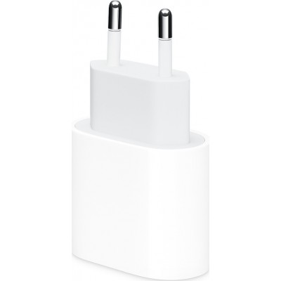 Apple Power Adapter Type-C 18W για 11 Pro / 11 Pro Max (MU7V2ZM/A)