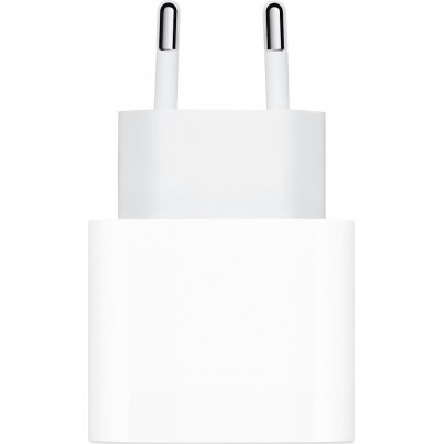 Apple Power Adapter Type-C 18W για 11 Pro / 11 Pro Max (MU7V2ZM/A)