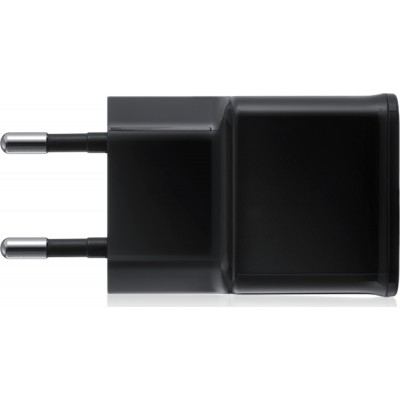 Samsung USB Wall Adapter Μαύρο (ETA-U90EB) (Bulk)