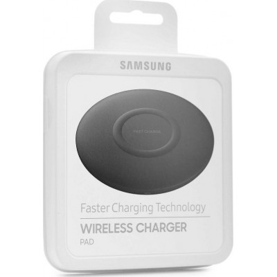 Samsung Wireless Charger Pad Black (EP-P1100BBEGWW)