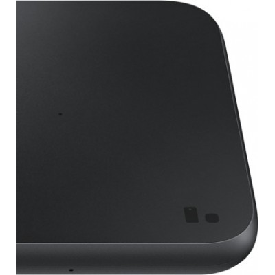 Samsung Wireless Charger Single Pad Μαύρο (With Travel Adapter)