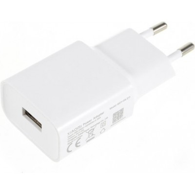 Xiaomi USB Wall Adapter Λευκό (MDY-08-EO)