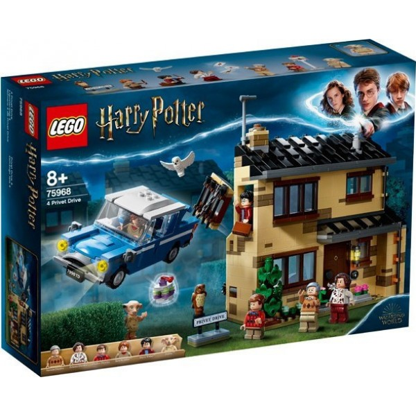 Lego Harry Potter: Privet Drive (75968)