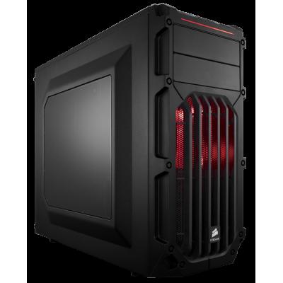 Corsair Carbide Spec-03 Black / Red LED (CC-9011052-WW)