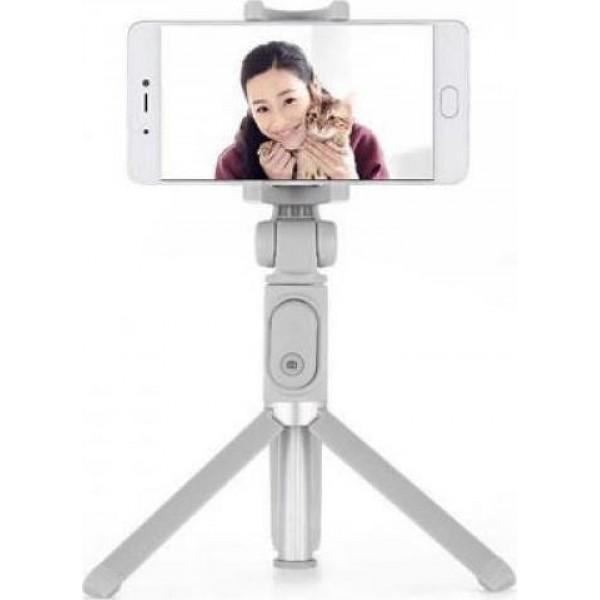 Xiaomi Selfie Stick Tripod, Bluetooth, Wireless Self Timer Grey