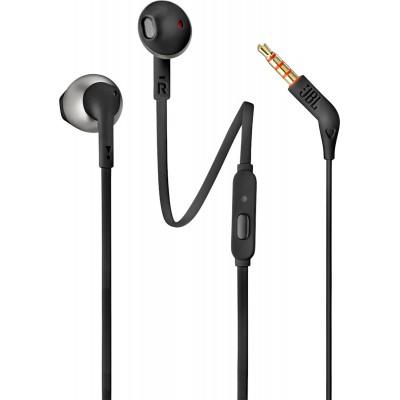 Ακουστικά Handsfree JBL T205 Black
