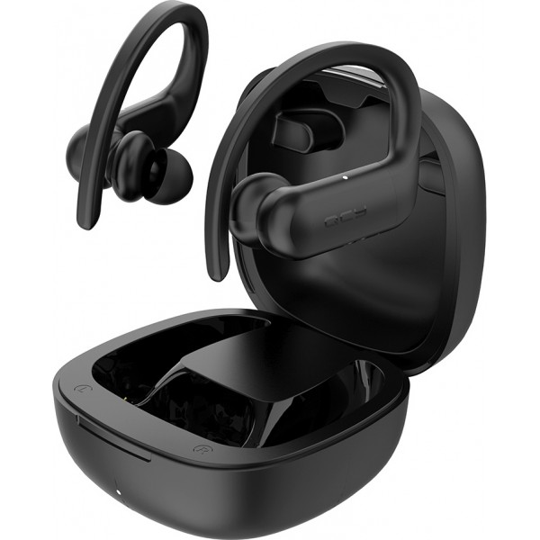 QCY T6 Wireless Earbuds Black