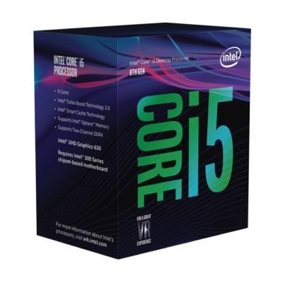 Intel Core i5-8600 Box