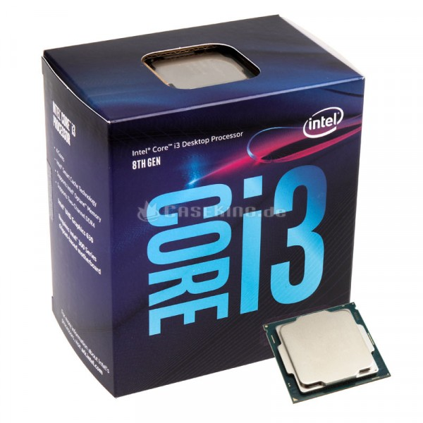 Intel Core i3-8100 Coffee Lake
