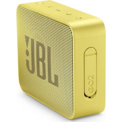 JBL GO 2 Lemonade Yellow