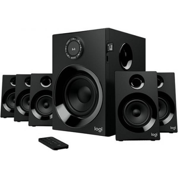 Logitech Z607 5.1 Surround Sound Bluetooth & Usb Speaker