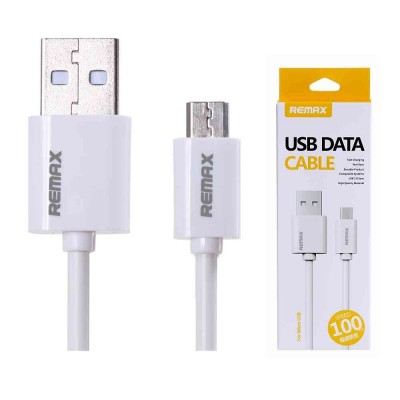 Remax USB Data Cable USB 2.0 to micro USB Cable