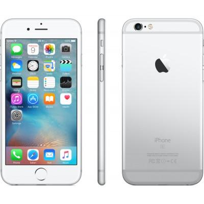 Apple iPhone 6s 64GB Silver Μεταχειρισμένο EU