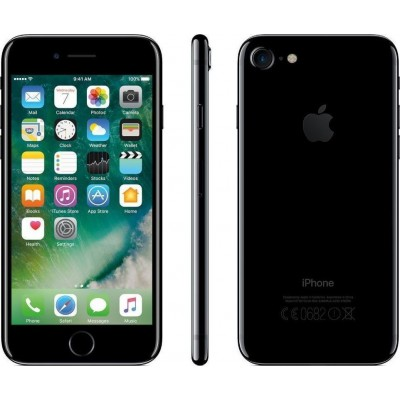 Apple iPhone 7 128GB Jet Black EU