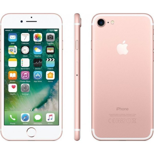 Apple iPhone 7 128GB Rose Gold Εκθεσιακό