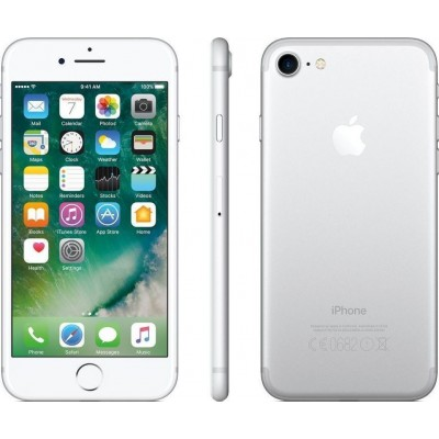 Apple iPhone 7 128GB Silver Εκθεσιακό