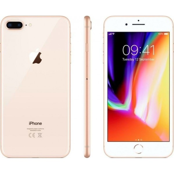 Apple iPhone 8 Plus 3GB/256GB Gold Εκθεσιακό