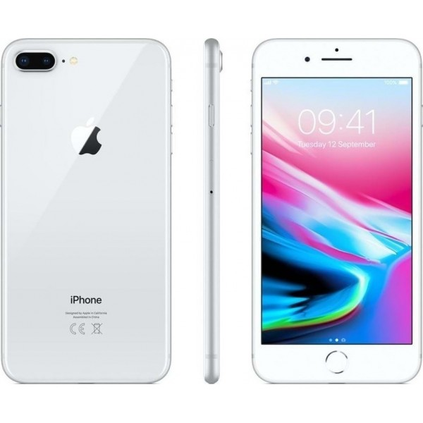 Apple iPhone 8 Plus 3GB/64GB Silver Εκθεσιακό