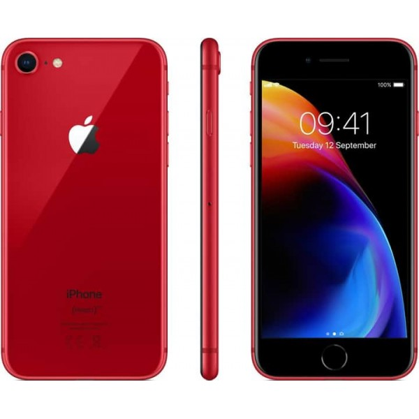 Apple iPhone 8 2GB/64GB Red Εκθεσιακό