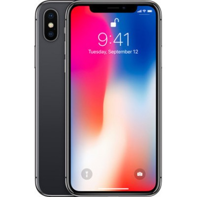 Apple iPhone X 3GB/256GB Space Gray Εκθεσιακό