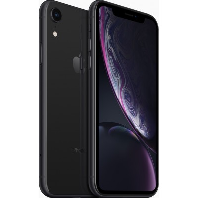 Apple iPhone XR 3GB/64GB Black Εκθεσιακό