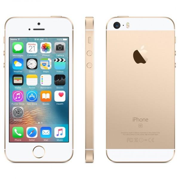 Apple iPhone SE 16GB Gold Εκθεσιακό