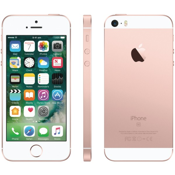 Apple iPhone SE 32GB Rose Gold Εκθεσιακό