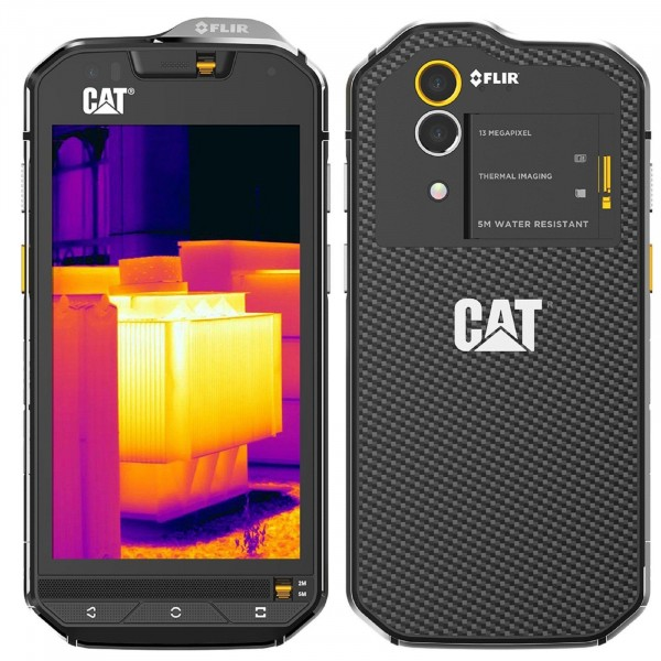 Caterpillar S60 LTE Dual Black EU