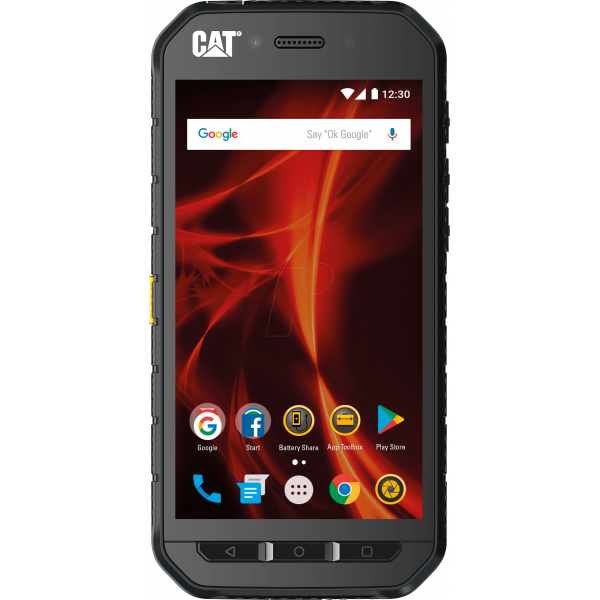 Caterpillar S41 (3GB/32GB) Dual Black EU